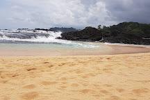 Praia Piscina, Sao Tome, Sao Tome and Principe