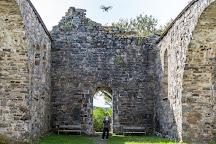 Nes Church Ruins, Vormsund, Norway