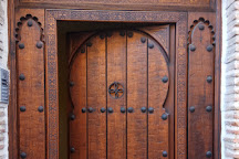 Puerta de Alfonso VI, Toledo, Spain