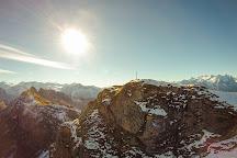 Hochstollen Wanderweg, Melchsee-Frutt, Switzerland