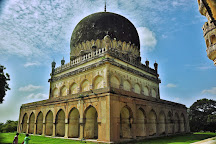 Qutab Shahi Tombs, Hyderabad, India