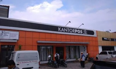 Kantor Pos Kapten A Rivai Sumatera Selatan 62 711 350626