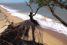 Atafona Beach, Sao Joao Da Barra, Brazil