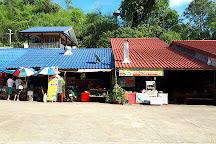 Hin Dad Hot Spring, Thong Pha Phum, Thailand
