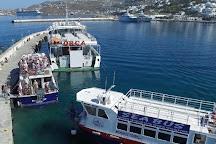 Old Port, Mykonos Town, Greece