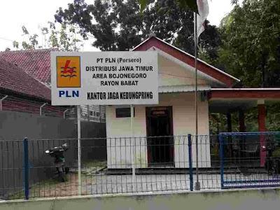 Kantor Pln Divre Bojonegoro Kabupaten Bojonegoro East Java