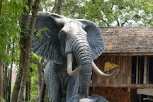 Baan Jang Nak - A Museum of Elephant Wood Carvings, San Kamphaeng, Thailand