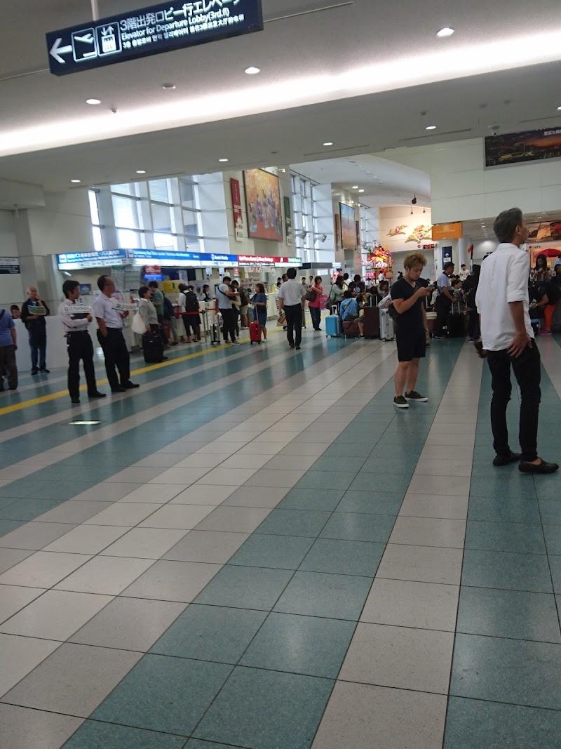 ラウンジTIMEインターナショナル 福岡空港国際線