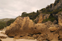 Praia dos Coelhos, Setubal, Portugal
