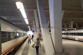 Железнодорожная станция  Vigo Urzaiz