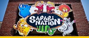 Safari Nation Indoor Playground - Greensboro