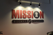 Mission Escape Games, New York City, United States