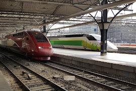 Железнодорожная станция  Bruxelles Midi