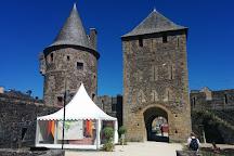 Chateau de Fougeres, Fougeres, France