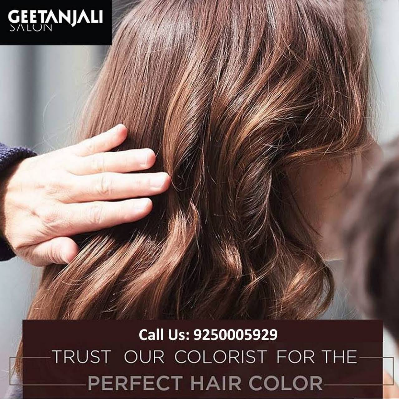 Geetanjali Salon V12S Mall - Salon in Delhi