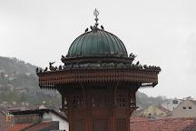 Sebilj Brunnen (Fountain), Sarajevo, Bosnia and Herzegovina