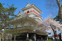 Kubota Castle, Akita, Japan