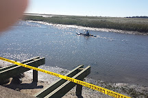 Lost at Sea Memorial at Morse Park Landing, Murrells Inlet, United States