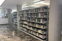 UNAM Biblioteca central, Mexico City, Mexico
