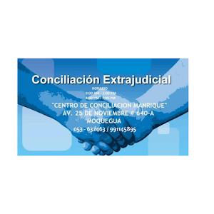 Centro de Conciliación Manrique Moq - Cecans Ilo 2