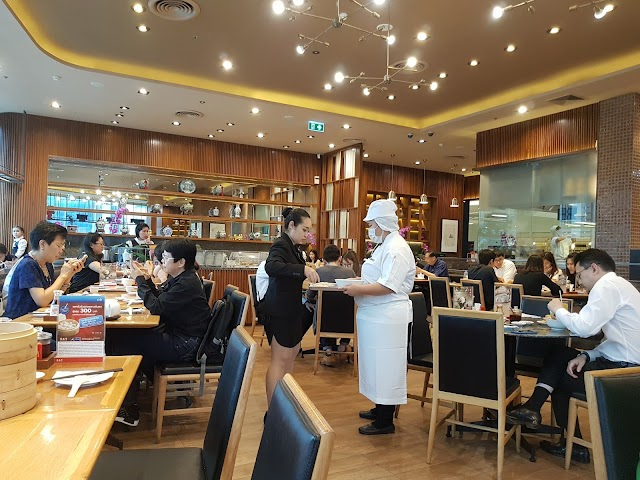 Din Tai Fung, Central Embassy Branch