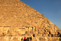 Pyramids of Giza, Giza, Egypt