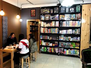 Eureka Café Lúdico 1