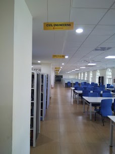 Central Library Manipal Jaipur