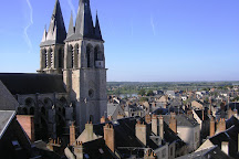 Eglise Saint-Nicolas, Blois, France