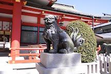 Nishinomiya Shrine, Nishinomiya, Japan