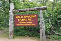 Mount Magazine State Park, Paris, United States