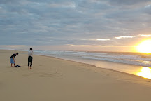 Seventy-Five Mile Beach, Fraser Island, Australia