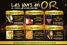Casino de Biscarrosse, Biscarrosse, France