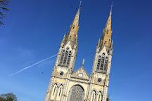 L'eglise Notre-Dame, Vimoutiers, France
