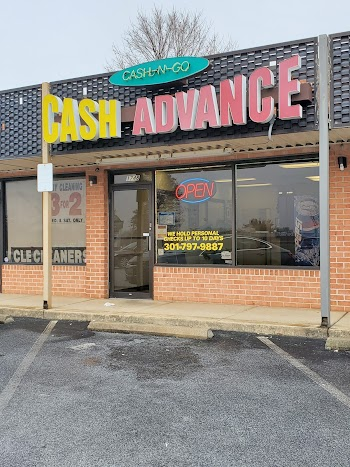 Cash-N-Go Hagerstown Payday Loans Picture