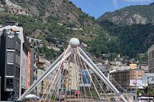 Pont de Paris, Andorra la Vella, Andorra
