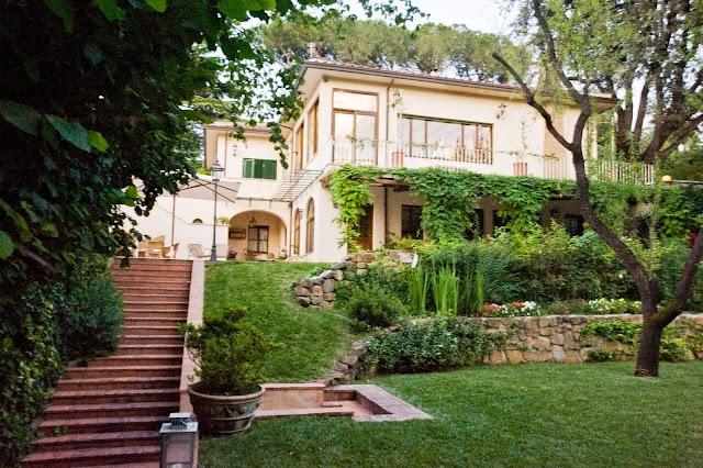 Villa Magnolia Relais Hotel Rome
