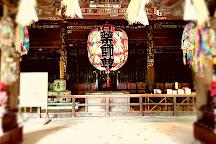 Shinano Kokubunji Temple, Ueda, Japan