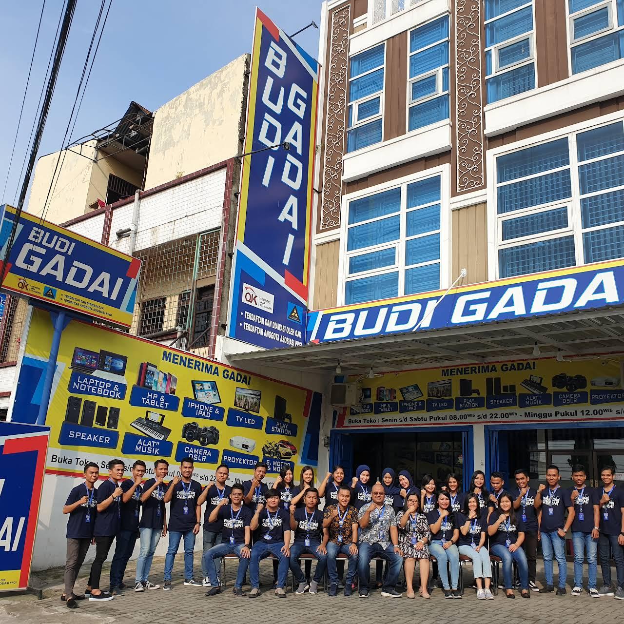 Budi Gadai Pawn Shop