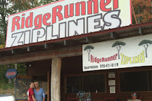 RidgeRunner Ziplines, Andrews, United States