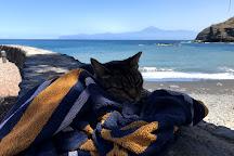 Playa La Caleta, Hermigua, Spain