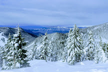 Hollyburn Mountain, West Vancouver, Canada