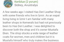 Has Deri Leather Shop, Izmir, Turkey