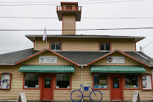 Alert Bay Public Library and Museum, Alert Bay, Canada