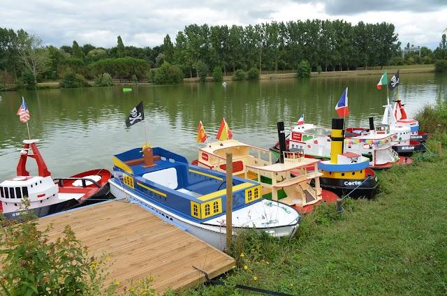 Port Miniature les Ti-Pirates