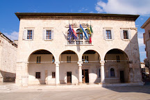 The Town Hall (City Palace), Pula, Croatia