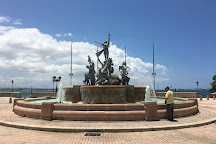 Roots Fountain, San Juan, Puerto Rico