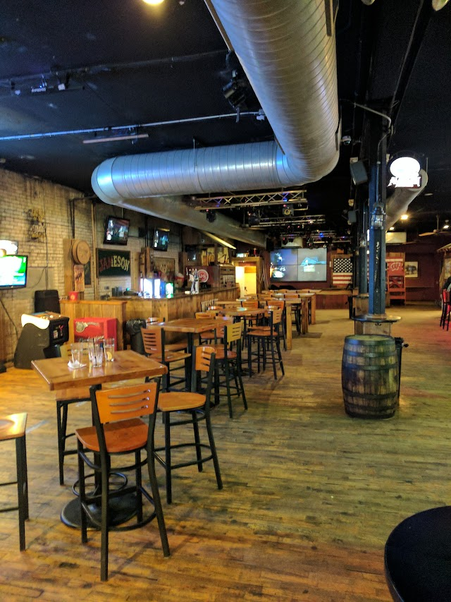 Whiskey Jacks Saloon