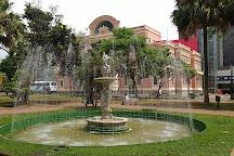 Memorial Minas Gerais Vale, Belo Horizonte, Brazil