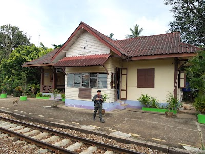 Tha Maenglak Railway Station